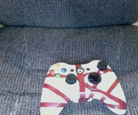 How to Custom Paint Your Xbox 360 Wireless Controller