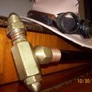 Steampunk Gentleman's Cane