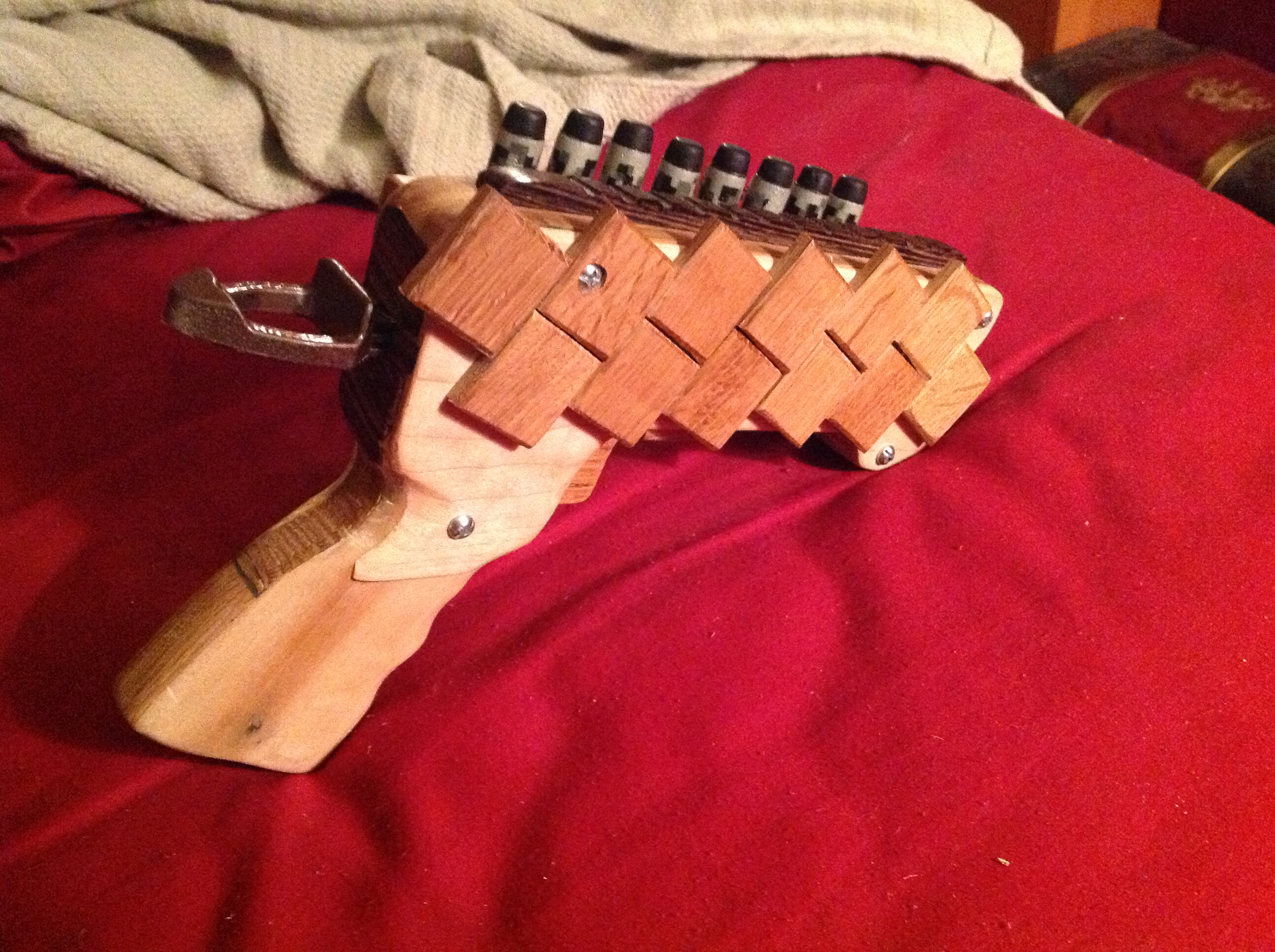 """Picture of Nerf - """"Oakfinder"""" Fancy(-ish) Nightfinder Re-shell"""