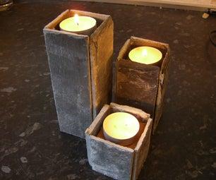 Tea-Light Candle Holder
