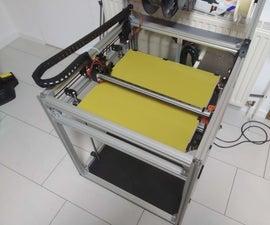 CoreBot - CoreXY 3D Printer