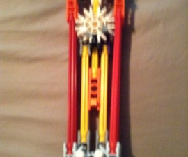 KNEX Bipod ( For Those People Without Swivels)