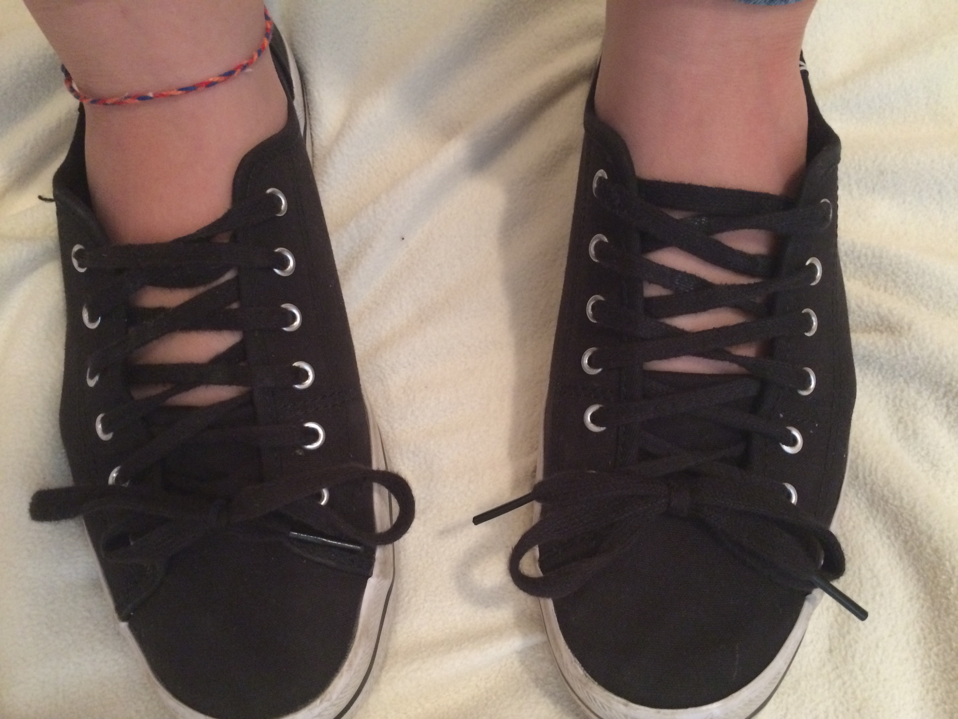 Picture of The Cutest Way to Wear Your Keds