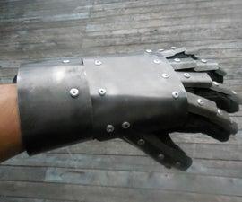 Steel Gauntlets (very simple)