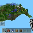 Past The Edge Of The WorldMCPE Glitch