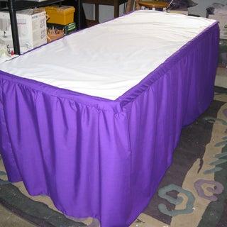 Craft Fair Table Cover
