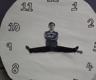 Personalize Your Clock(with Yourself)!!!