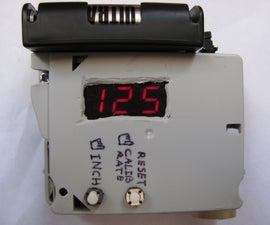 Digital Measuring Tape