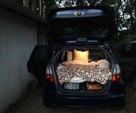 Honda Fit Camper