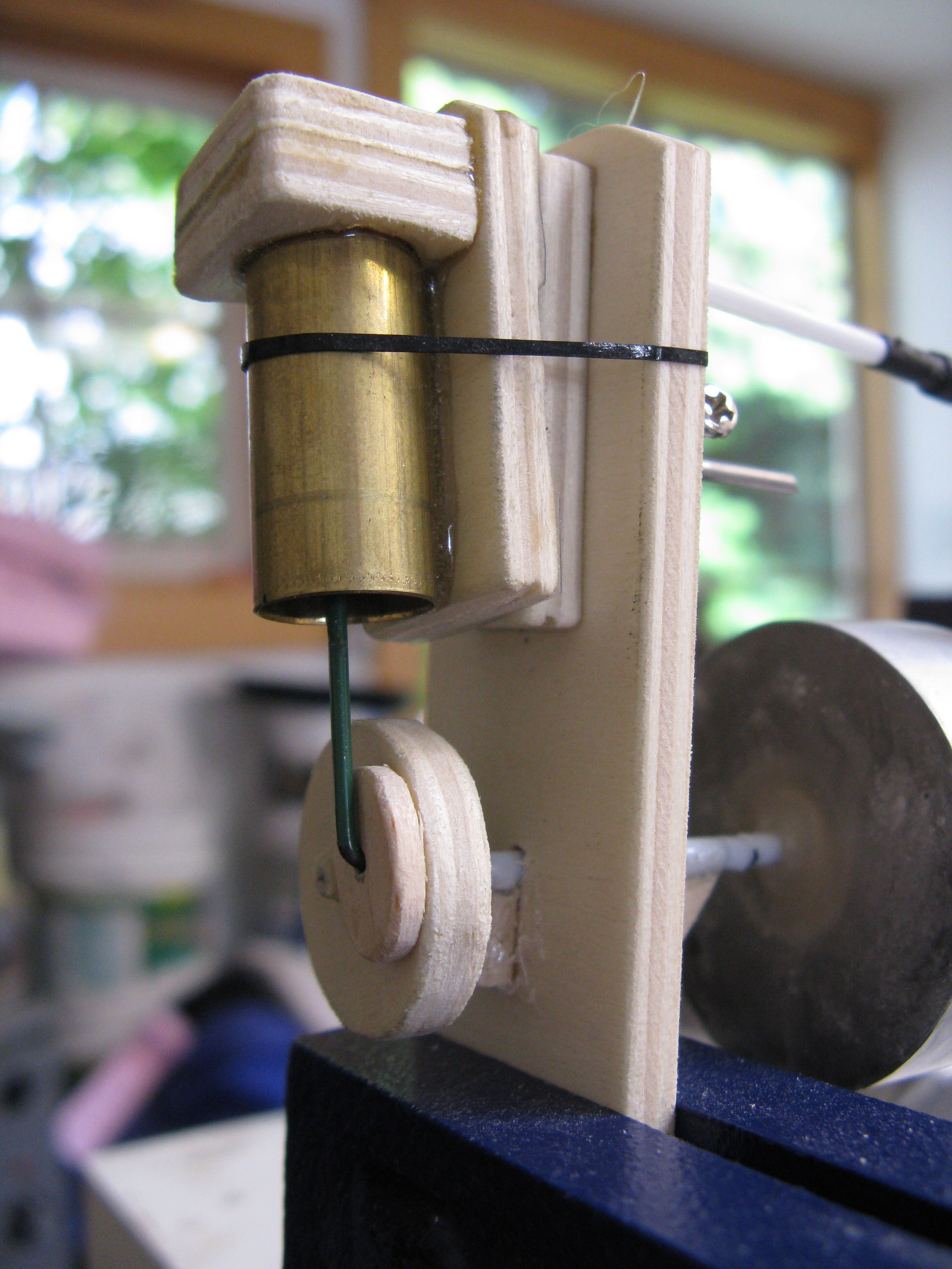 Cheap And Simple Steam Engine 8 Steps With Pictures