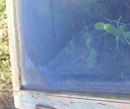 How to Recycle Old Windows Into Small Greenhouses