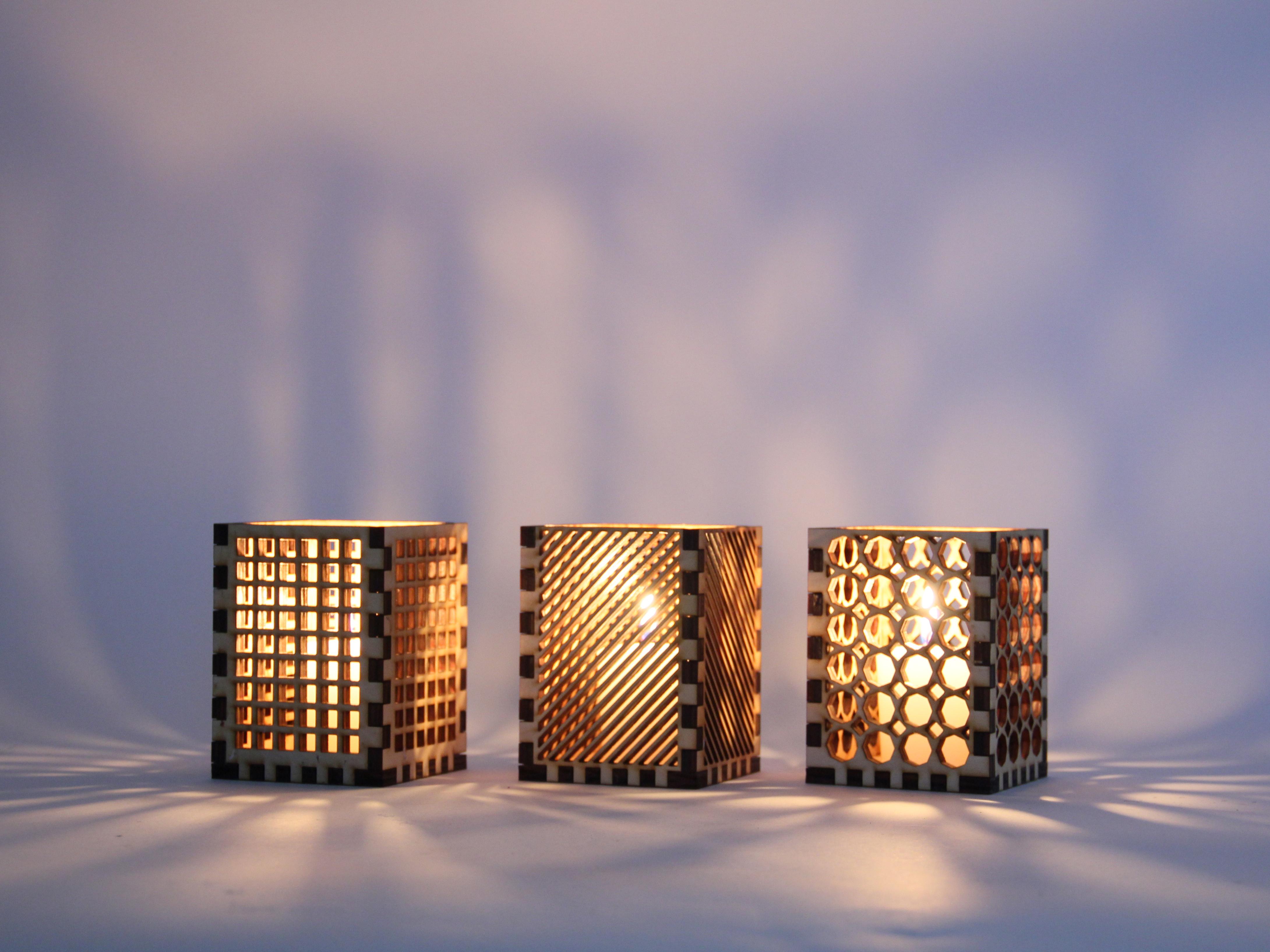 Teachers' Resource: 3D Laser Cut Projects