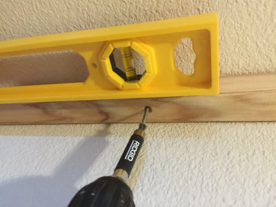 Installing Vertical Supports