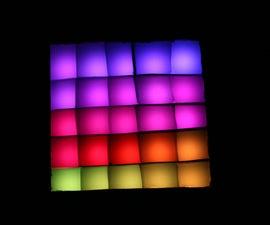 Led Disco Box