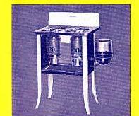 Restoration of a 1957 Hupp - Perfection  2 Burner Kerosene Stove