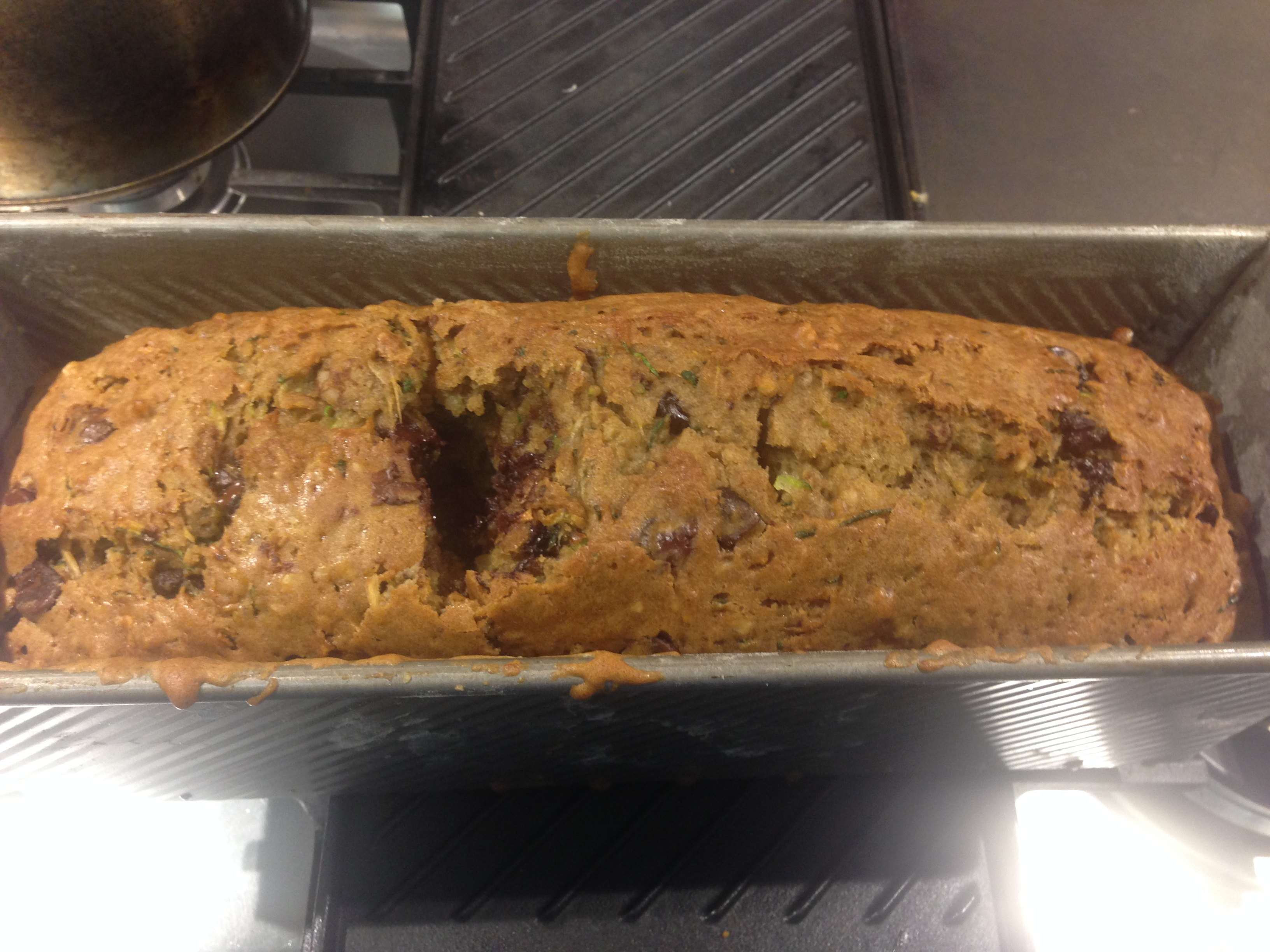 Picture of Delicious Protein Packed Zucchini Bread