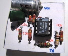 A Solderless Printed Circuit Board