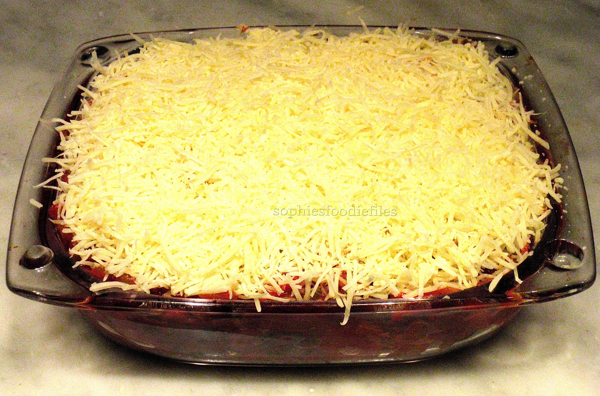 Picture of Preheat Your Oven, Make Layers & Bake!