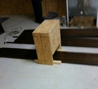 Build the Finish Line Timer Box
