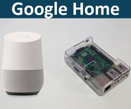 Google Assistant on a Raspberry Pi