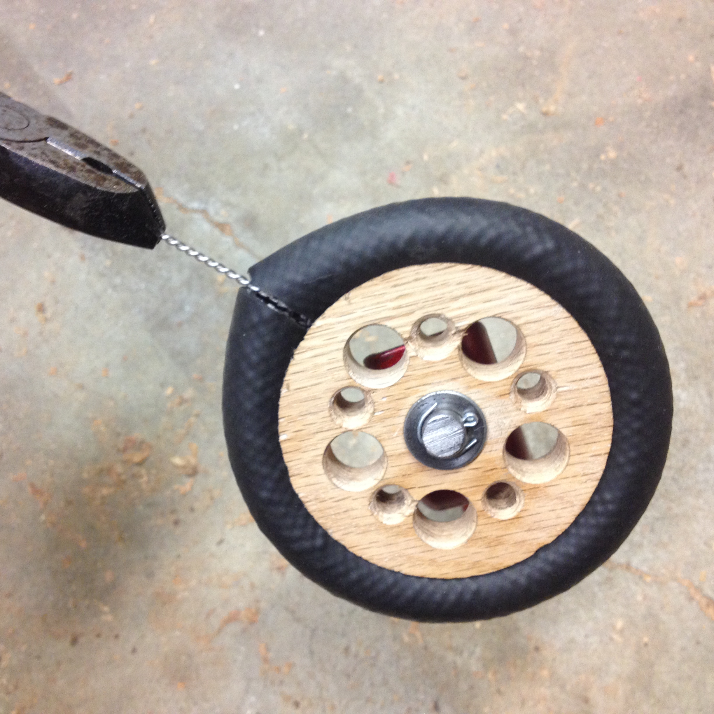 Picture of Adding Tires