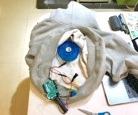 Quick-Dry Machine or Cooling Machine for Hoodies