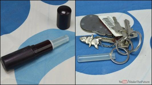 Pocket-Size Portable Hot Glue