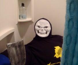 Murderer in the Shower Prank