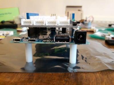 Making the Hardware