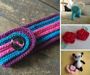 More Advanced Crocheting