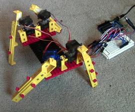 Robotic Spider V8