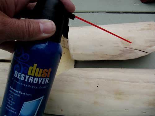 Picture of Table Top: Staining Prep (5 Min)