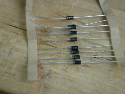 The HV Diode