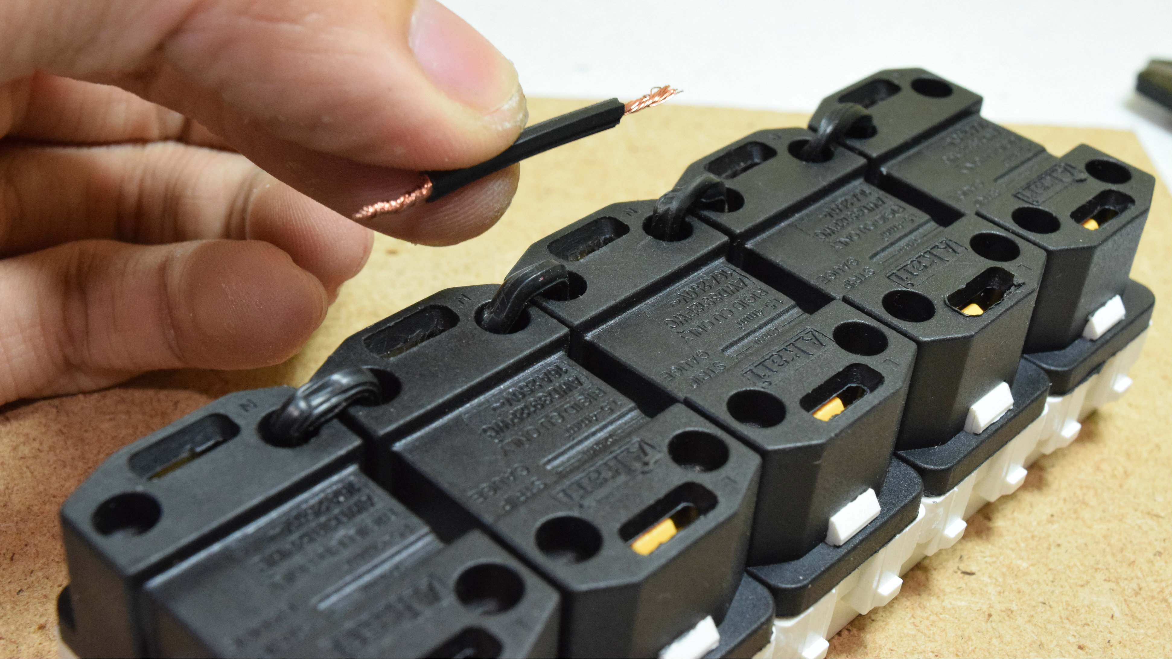 Picture of Glue the Sockets Together