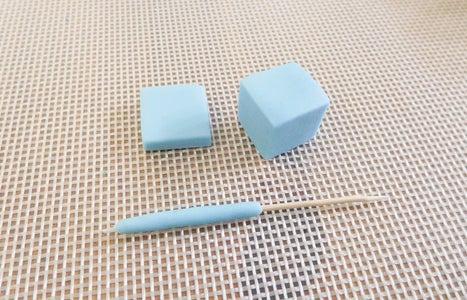 3D Fondant Poke Stops