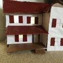 Light-Up Model Farmhouse
