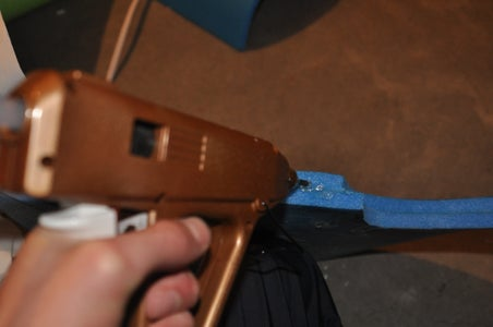 Building/Attaching the Axe Head