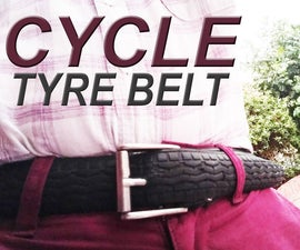 Cycle Tyre Belt