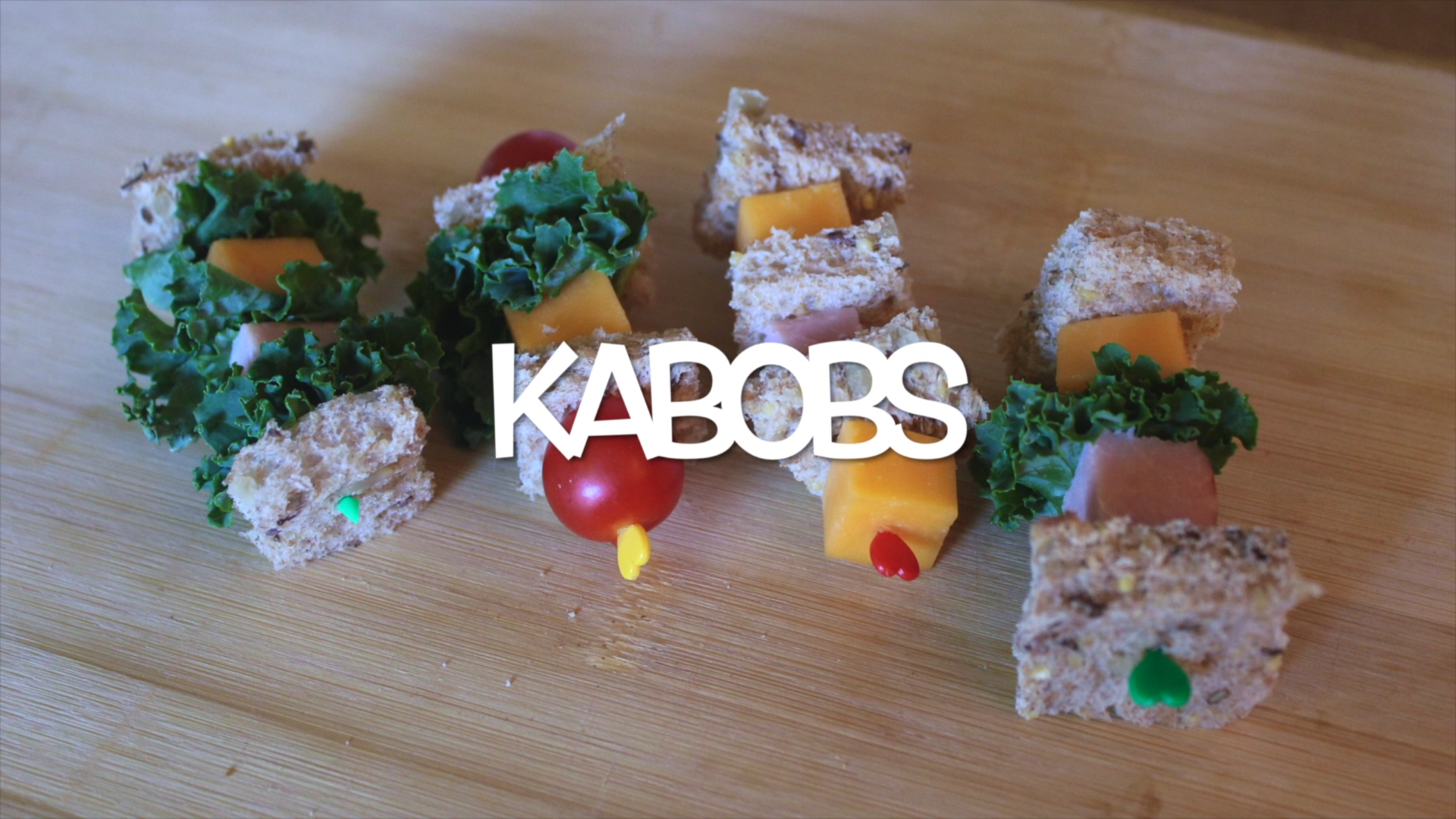 Picture of Make Sandwich Kabobs