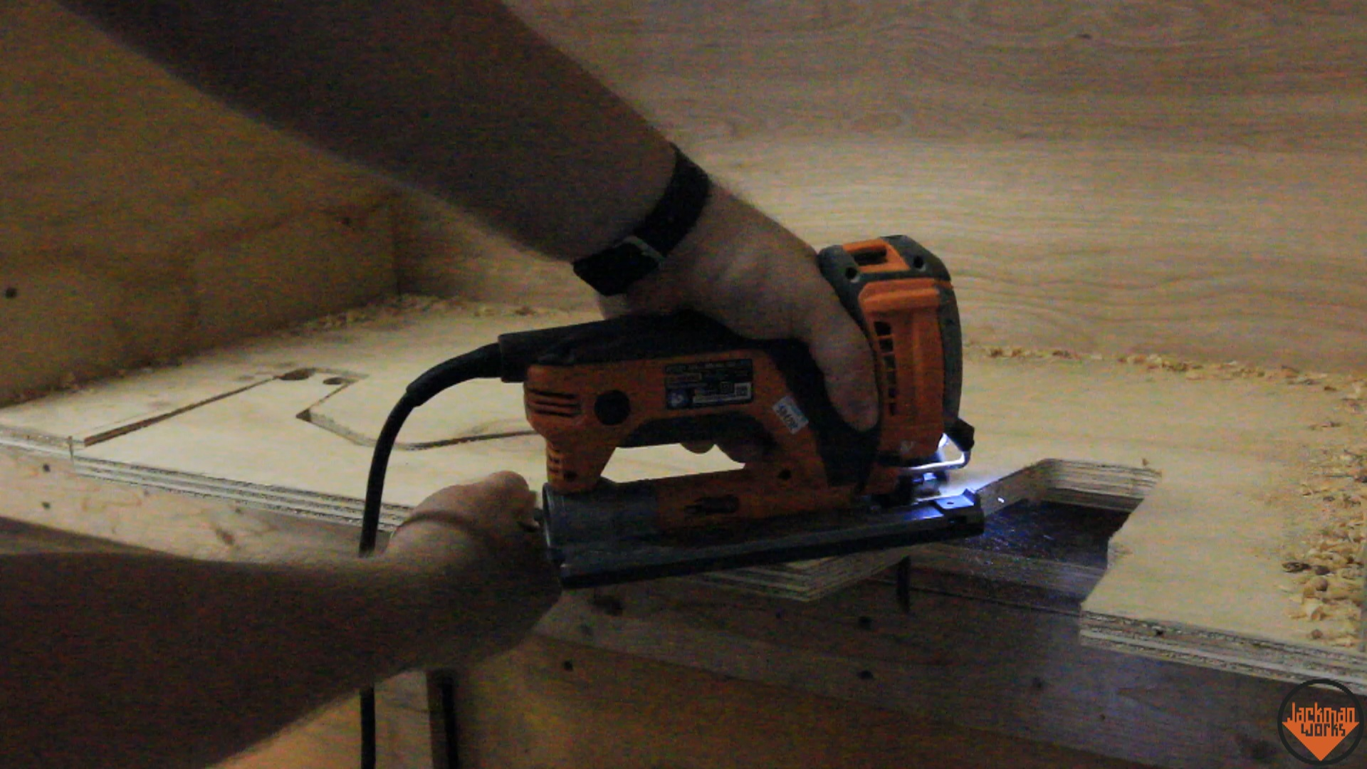 Picture of Fitting the Miter Saw