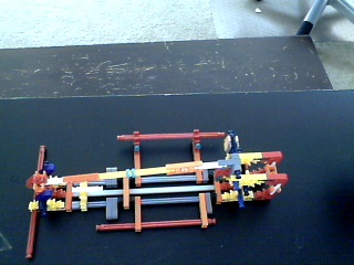 Picture of Knex Button Holder No.2