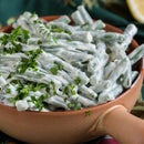 Creamy Green Bean Salad