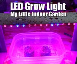 Led Grow Light for Plants