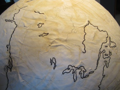 Drawing the Continents:
