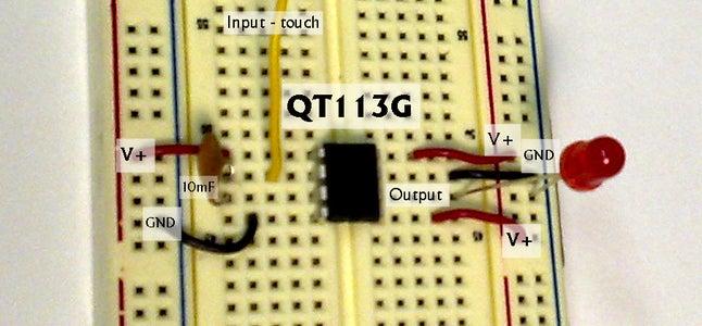DIY Touch Sensor