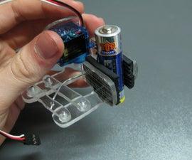 How to make a robot gripper!