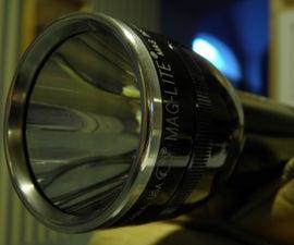 Cree XM-L Maglite: 10 watts, 1000 lumens