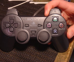 Clean Your DualShock Controller