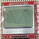 Displaying and Generating Sine Wave on Nokia LCD 5110 using Arduino