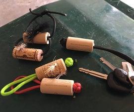 Fly Dryer / Floating Keychain